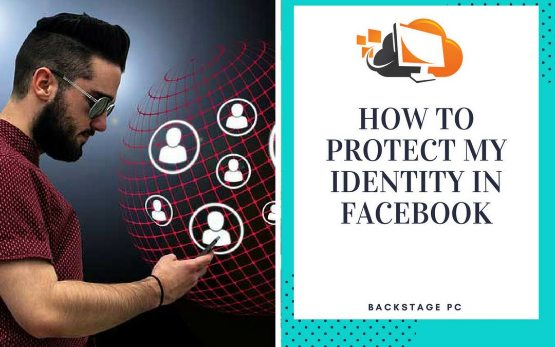 How to protect my identity in Facebook